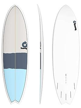 TORQ Tabla de Surf Tet 6.3 Fish New Classic