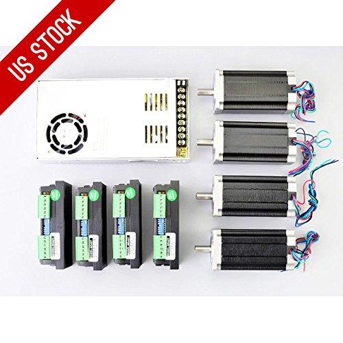 4 axis stepper motor kit - 7