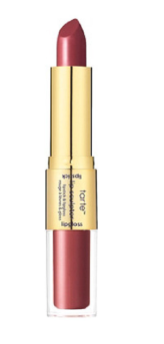 Tarte Double Duty Beauty The Lip Sculptor Double Ended Lipstick & Best Lip Gloss