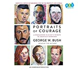 img - for Portraits of Courage book / textbook / text book