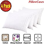 Pillow Covers Anti Allergy Bed Bug Dust Mite - Best Reviews Guide