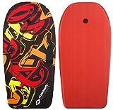 Schildkrot Funsports Kids Body board Body board - Multi-Colour, Large
