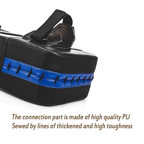 Amazon.com: Overmont saco de boxeo para Muay Thai, MMA ...