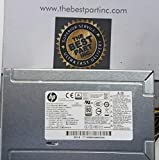 HP 758752-001 Power supply Output rated at 280 Watts, 12VDC output, 92% efficient - Includes power on/off switch - For HP EliteDesk Microtower (MT)