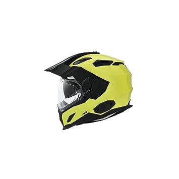 Moto casco Nexx XD1 Uni – amarillo neón UK