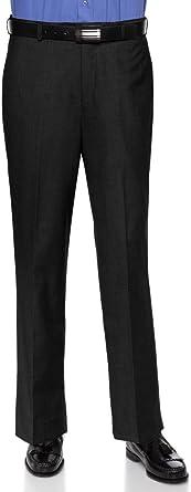RGM Gentleman/'s Only Dress Pants for Men Skinny fit Modern Flat-Front ...