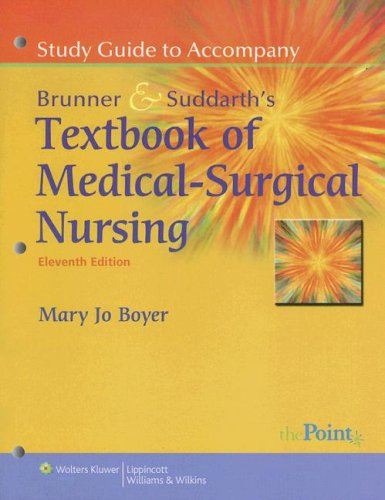 Study Guide to Brunner and Suddarth's Textbook of Medical-Su