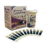 SD Biosensor Codefree Blood Glucose Testing Kit Replacement Strips -50 Strips