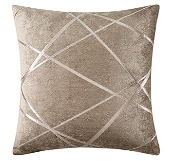 Amazon.com: hkjjk plata Jacquard tela wholesales almohada ...