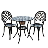 Best-selling Bistro Set with Ice Bucket For Sale