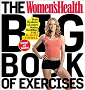 Revised edition includes 100 new exercises!       The Women's Health Big Book of Exercises is the essential workout guide for anyone who wants a better body. As the most comprehensive collection of exercises ever written specifically for wome...