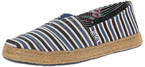 Zapatos Nvy Skechers Party Flexpadrille para Pool Mujer CqqtnH1