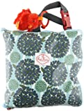 2 Red Hens Studio Shopping Cart Cover, Peacock Mum