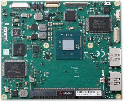 (Computer-On-Modules - COM ETX Module with Intel Baytrial Atom E3825 1.33 GHz 533 (No Turbo) 6W (2C/1066) (ETX-BT-E3825))