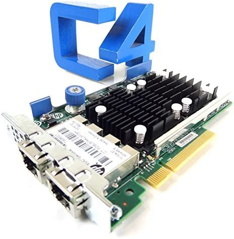 HPE FlexFabric 2-port 10 Gbps 533FLR-T adapter700759-B21 701534-001