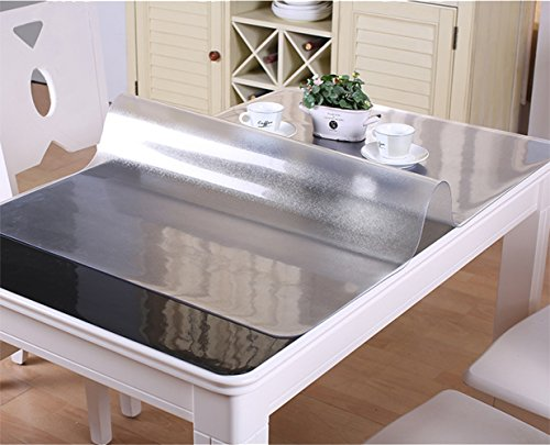 VALLEY TREE Table Cover, Clear Table Cover Protector,