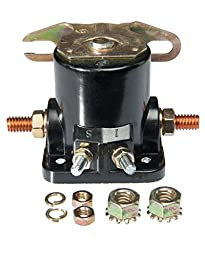 Sierra 18-5836D Solenoid for Mercury/Mariner Outboard in Display Packaging