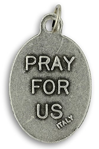 Lot of 10 St. Stephen Patron Saint Medal 1 inch