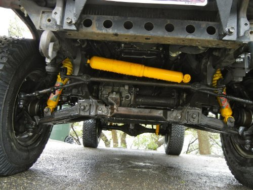 ARB Products 303003 Hilux Torsion Bar