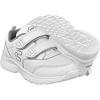 Charly 1069440 Tenis para Correr para Niñas, Color Blanco, 17
