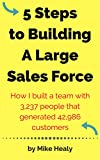 5 Easy Steps to Building a Large Sales Force: How I built a team with 3,237 people that generated 42,986 customers