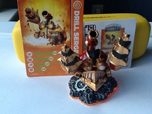 Skylanders Giants Drill Sergeant (Series 2) Character Pack (Universal) - - For Gift To Buy Where Cards Less Online