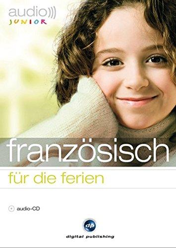 audio junior französisch für die ferien: Audio-CD