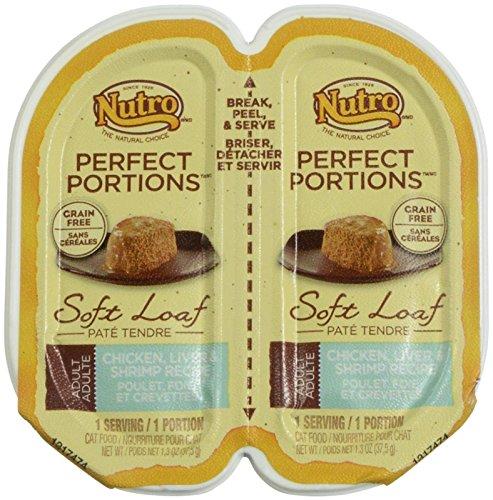 Nutro Perfect Portions - Chicken Liver and Shrimp - 2.65 Oz - (Chicken Shrimp)