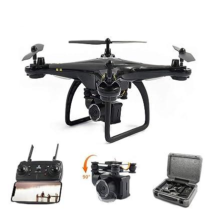 GCM-T Stunt Drone Batería ultralarga Led Punto Fijo Vuelo GPS ...