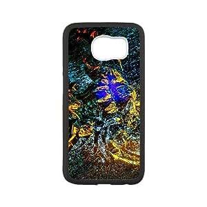 Generic for Samsung Galaxy S6 Cell Phone Case Black Headhunter Rengar Custom HHGKAOJFD2222