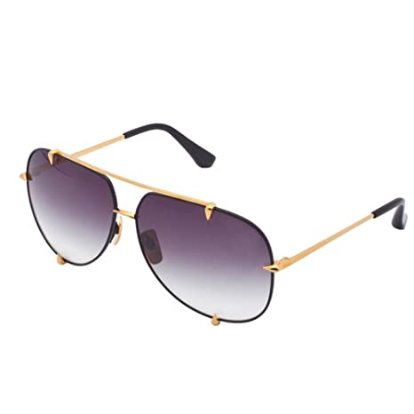 9ae10e5d2f Amazon.com  Port Fairy Dita Mens Sunglasses Brand Designer Aviator Sunglasses  Women So Real Lunette De Soleil Femme Oculos De Sol Masculino 5609F  Sports    ...