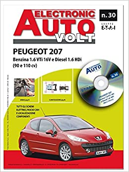 Peugeot 207 1.6 16V benzina e 1.6 HDI Electronic auto volt: Amazon.es: Libros en idiomas extranjeros