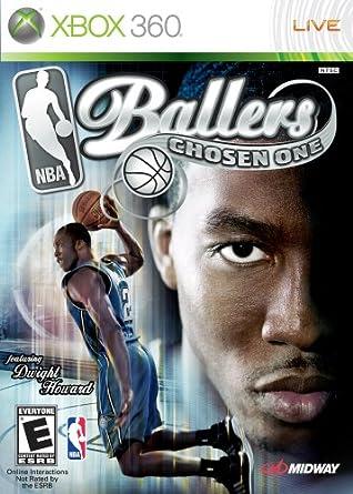 Amazon Com Nba Ballers Chosen One Xbox 360 Artist Not