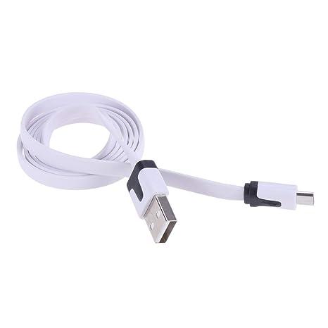 Hemobllo Cable de Cargador rápido Android Durable Flat ...