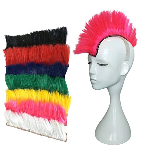 Costume Hairpiece Wig - 5