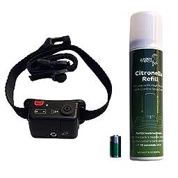 High Tech Pet Bark Vaporizor Basic Spray Bark Control Collar