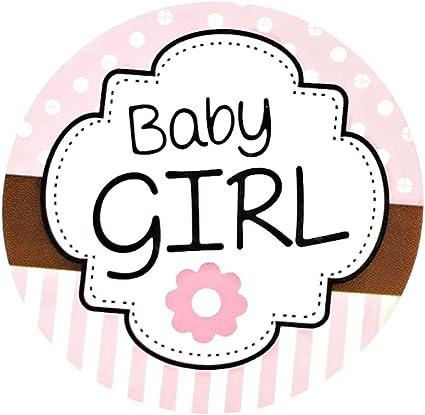 Gracias Pegatinas Etiquetas Kraft Comida de Regalo Artesanía Baby Shower Boda Craft Verde