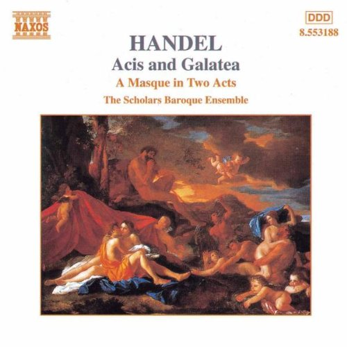 (Asch/ The Scholars Baroque Ensemble Acis And Galatea Other Choral Music)