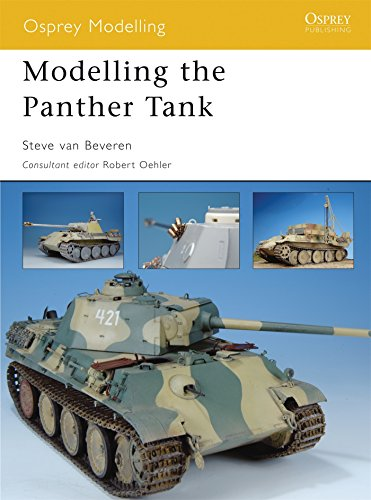 Modelling the Panther Tank (Osprey Modelling)