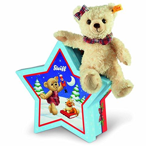 Clara Teddy Bear in Star