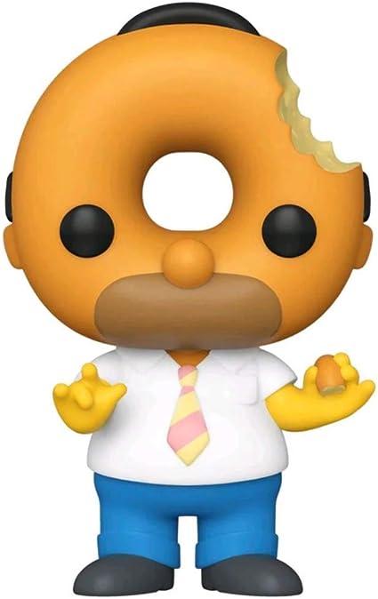 Simpson Zombie Donut