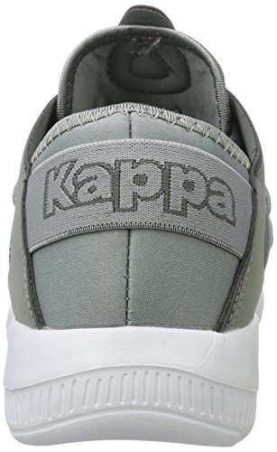 Kappa Horus, Zapatillas Unisex Adulto Gris (1316 Grey/anthra)