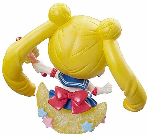 Sailor Moon Figure~Petite Character land~Candy Makeup~Pvc Mascot~Sailor Moon