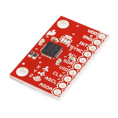 SparkFun Triple Axis Accelerometer and Gyro Breakout - MPU-6050 (SEN-11028) by SparkFun
