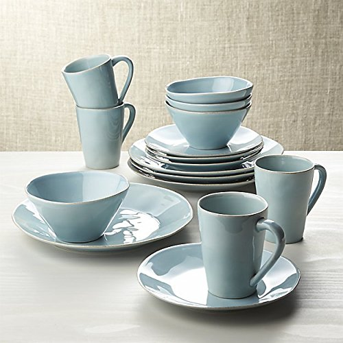 crate-and-barrel-marin-blue-16-piece-dinnerware-set