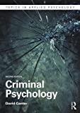 img - for Criminal Psychology (Topics in Applied Psychology) book / textbook / text book