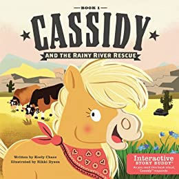 Cassidy and the Rainy River Rescue by [Chace, Keely]