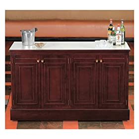 Bon Chef 51004 Back Liquor Bar, 5″ Length x ...