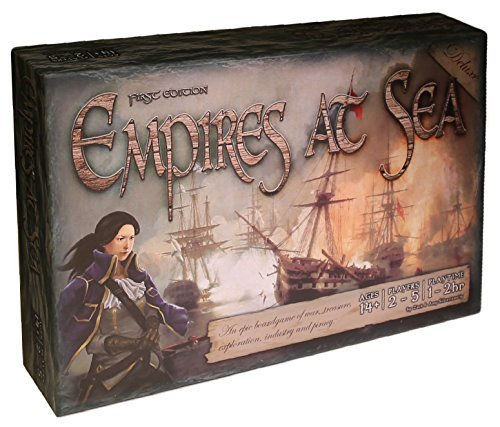 Empires at Sea - Deluxe Edition