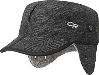 Outdoor Research Yukon Cap, Charcoal Herringbone, Medium (B002M83SWK) | Amazon price tracker / tracking, Amazon price history charts, Amazon price watches, Amazon price drop alerts